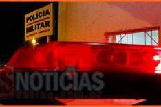 Bandidos armados invadiram uma residência e levam latas de cervejas e outros no São Cristóvão em Itabira
