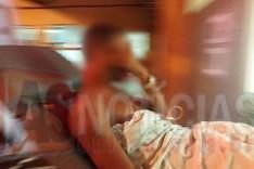Homem é baleado com pelo menos três tiros dentro de um bar no bairro Praia em Itabira