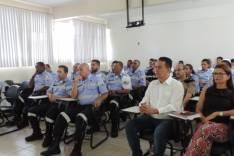 Prefeitura realiza treinamento para agentes de trânsito