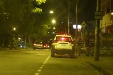 PM age rápido e prende suspeito de ter roubado duas vitimas no bairro Areão