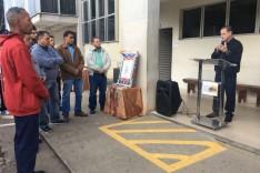 Motoristas da Prefeitura celebram dia de São Cristóvão