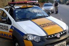 Policiais Rodoviários prendem homem com mandado de prisão em aberto durante blitz no bairro Conceição
