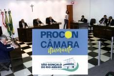 Câmara de São Gonçalo inicia projeto Procon Itinerante