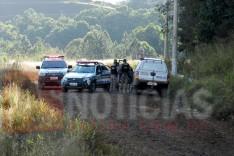 Denuncia leva PM a localizar Honda Civic tomado de assalto próximo da Exposição abandonado no Pontal em Itabira