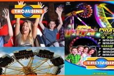 Parque de diversões TROMBINI Ultimas semanas em Itabira