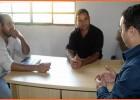 Vereadores discutem melhorias para produtores rurais junto ao Sindicato