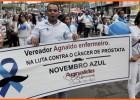 Agnaldo Enfermeiro, Unopar e Cerp se unem contra o câncer de próstata