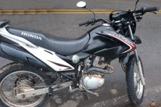 Denuncia anônima leva PM a recuperar motocicleta tomada de assalto na Rua Cristal no Major Lage