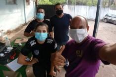 Polícia Civil promove mutirão de vistorias veiculares em Barão de Cocais