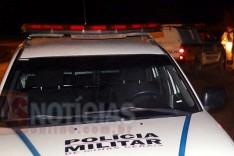 Homem é morto a tiros nesta madrugada de Natal em frente sua casa em Matipó