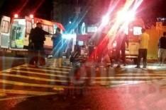 Homem morre e outro fica ferido ao serem atropelados na Mauro Ribeiro em Itabira