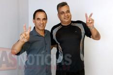 """""""GOLEADA"""" Ricardo de Freitas e Samuel Carlos foram eleitos presidentes da Lifa de Itabira"""