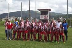 Equipe Femininas do Vila Nova estréia goleando por 9 x 1 a equipe de Piracicaba