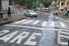 Atenção, motoristas – Transita altera preferência na avenida Daniel Jardim de Grisolia