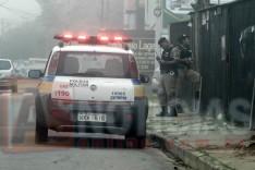 Ladrões de cobre invadem construção e furtam cabos de energia no bairro Água Fresca