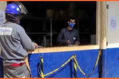 Fiscalização de Posturas inspeciona alojamento em Ipoema e encontra irregularidades