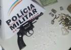 POLÍCIA MILITAR APREENDE GRANDE QUANTIDADE DE DROGAS EM BELA VISTA DE MINAS