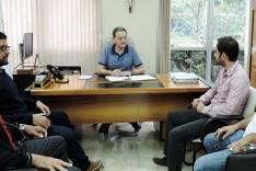 Ronaldo Magalhães convoca reunião emergencial com sua equipe gerencial de governo