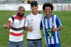 Treinador Itabirano Tunico coloca o São Mateus novamente na divisão de elite do campeonato Capixaba