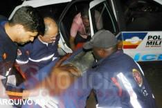 Morreu em Itabira Matozinho entregador de leite que foi agredido com golpes de foiçadas no final do Praia