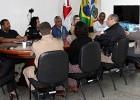 Túnel das drogas  da Policia Militar recebe doação e materiais para melhorar estrutura