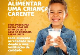 Ação solidária FARMA Justa-Itabira!