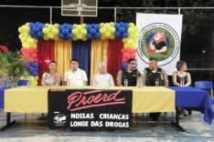 PROERD forma 140 alunos em São José do Goiabal