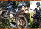 PM intensifica buscas por veículos roubados e recupera moto tomada de assalto no ano passado
