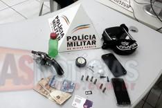 Aglomeração em festa na zona rural leva Policia Militar e fiscais a deter 33 pessoas no Ribeirão São José