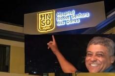 HNSD emite Nota de Pesar pelo falecimento de Alcides Escolástico