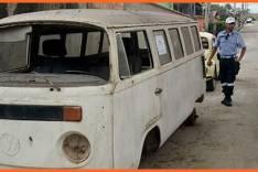 2ª edição – Prefeitura mantém força-tarefa para recolhimento de veículos abandonados em vias urbanas