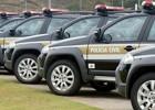 GOVERNADOR FERNANDO PIMENTEL ENTREGA 134 VIATURAS PARA POLICIA CIVIL DE MINAS GERAIS