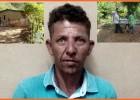PM prende acusado de matar irmão cruelmente a foiçadas em Cubas em Santa Maria de Itabira