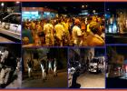 Polícia Militar e Comissários da Infância e Juventude realizam operação de fiscalização e abordagens pela cidade de Itabira