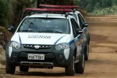 Menores armados rendem vitimas e roubam caminhonete Fiat Toro e fogem no bairro Boa Esperança
