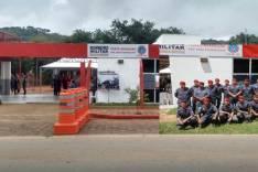 Corpo de Bombeiros Militar inaugura unidade em São João Evangelista