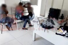 Mulheres de São Gonçalo são presas por furtos em lojas no Centro de Itabira pela PM