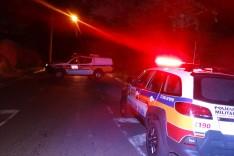 Jovem é morto a tiros no bairro Dois Irmãos em Barão de Cocais
