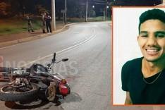 Entregador de lanches não resiste a ferimentos devido colisão em poste e acaba morrendo em Itabira