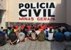 OPERAÇÃO MERQUÍADES PRENDE 49 PESSOAS NA REGIÃO DO RIO DOCE E REGIÃO METROPOLITANA