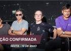BANDA 14 BIS É PRIMEIRA ATRAÇÃO CONFIRMADA NA XVII FESTA DO VINHO EM CATAS ALTAS