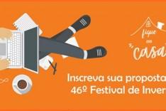 Encerra no dia 30 de abril o prazo de inscrição no edital de seleção artística para o 46º Festival de Inverno de Itabira