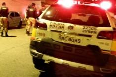 PM prende Homem por receptação com celular furtado dentro de caminhonete no bairro João XXIII