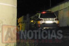 Mulher é assaltada quando guardava motocicleta em garagem no bairro Juca Batista em Itabira