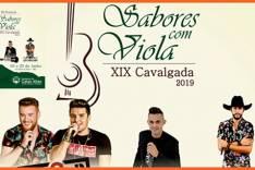 Fim de semana em Catas Altas: III Sabores com Viola e XIX Cavalgada começam amanhã