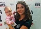 Bebê que havia sido sequestrada pelo pai é encontrada pela PC