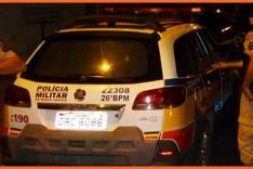 Bandidos armados assaltaram adolescente em uma Açaiteria no bairro Amazonas em Itabira