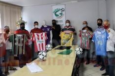 Liga de Futebol amador recebe patrocinadores e decide temporariamente adiar campeonato Itabirano
