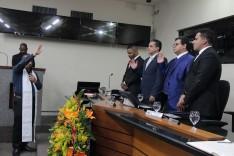 Nova Mesa Diretora assume gestão da Câmara Municipal em Itabira