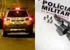 POLÍCIA MILITAR PRENDE HOMEM COM REVÓLVER 38 CARREGADO NO BAIRRO MACHADO